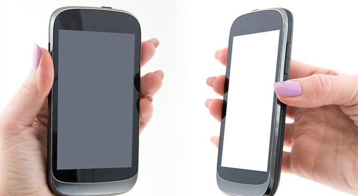 Responsiv versus mobil website