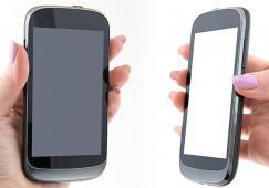 Responsiv og mobil websites