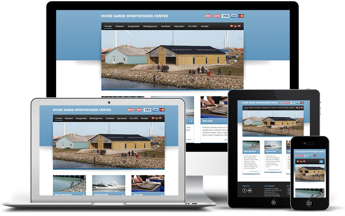 Hvide Sande sportsfisker center