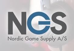 Responsivt Drupal website til Nordic Game Supply