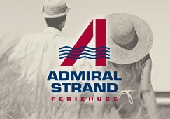 Admiral Strands responsive website